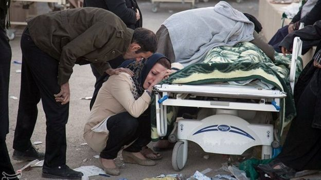 Разорен земјотрес загинаа најмалку 214 лица