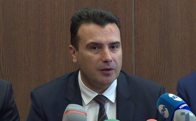Заев  Убаво е да ги повикате пријателите  како што е САД на Македонија