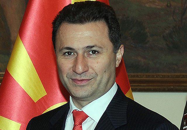 Груевски: Главатa горе доаѓаат подобри времиња