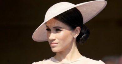 Војводката Меган Маркл блесна на роденденот на принцот Чарлс