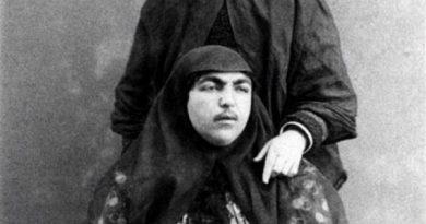 """Која е вистината за  жената со мустаќи поради која се """"убиле 13 мажи""""!?"""