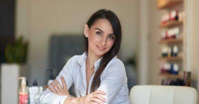 Пријатели на Еуцерин-Андријана Ставревска, салон за убавина Pure Beauty