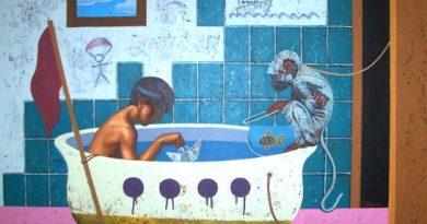 Онлајн изложба на Горан Боев- сликар кој последнава деценија остави длабока трага на македонската ликовна сцена