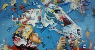 Горан Боев-уметникот е постојан трагач по убавината!