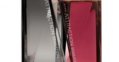 Avon го лансира Attraction Sensation, првиот мирис кој ги буди 5-те сетила