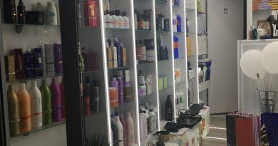 """Прилеп го доби  """"Hair Shop"""" -првата специјализирана продавница за производи за коса"""