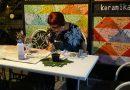 Елеонора Дуљанова: Брошевите во форма на цвет од кожа се хит оваа сезона