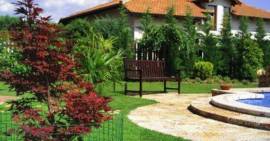 Уредете го сопствениот двор за похармоничен живот!
