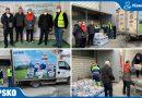 Донација од 2300 млечни производи на Алпско за социјално загрозените семејства во општина Центар