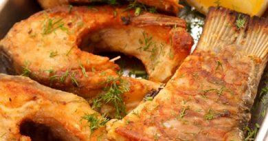 Јадете риба: Ја подобрува меморијата и не содржи холестерол