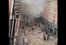 Силна експлозија во центарот на Мадрид: Уништена зграда има и починати (ВИДЕО)