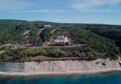 """Навални објави снимка од """"Палатата на Путин"""" вредна милијарда евра"""