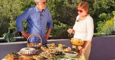 Познатиот готвач и патеписец – Ненад Гладиќ уживаше во гастрономската магија на Будванската ривиера.
